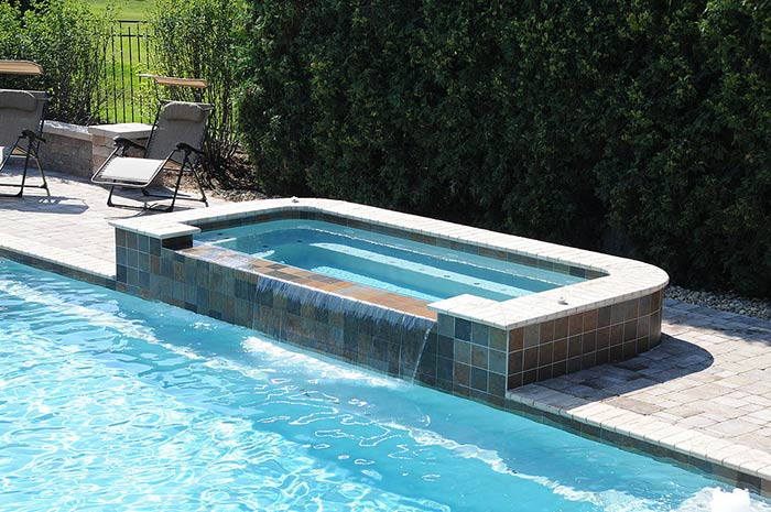 High Quality Gunite Spa Contractor