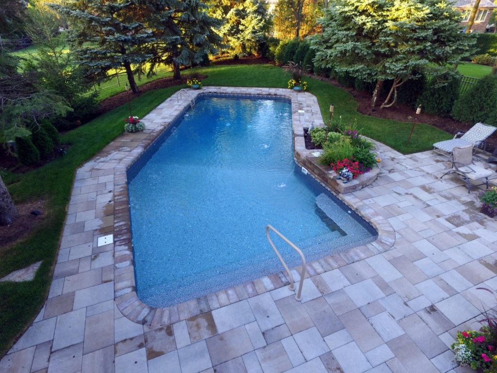 Check out Vinyl Lazy L Pool in Orland Park, IL