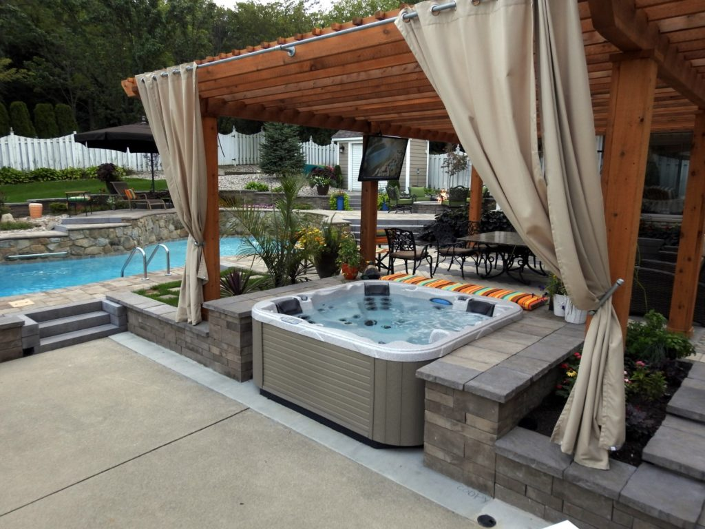 Hot Tubs and Swim Spas at All Seasons Pools & Spas, Inc.