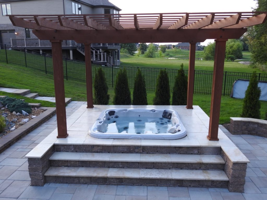 Budget for Hot Tubs and Swim Spa at All Seasons Pools & Spas, Inc.