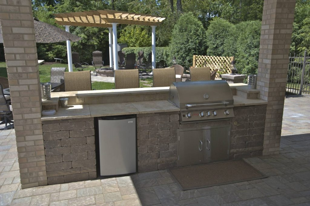 Outdoor Bar or Kitchen in Orland Park, IL
