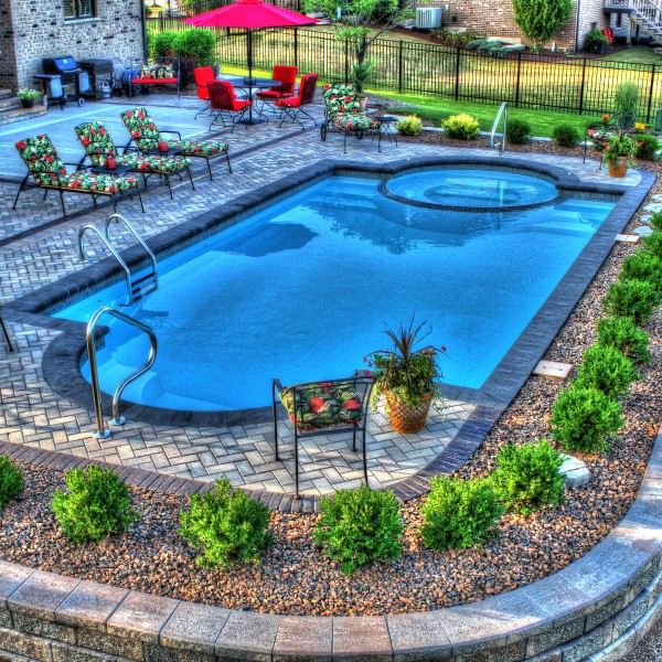 Inground Pool Design & Construction | Orland Park, IL