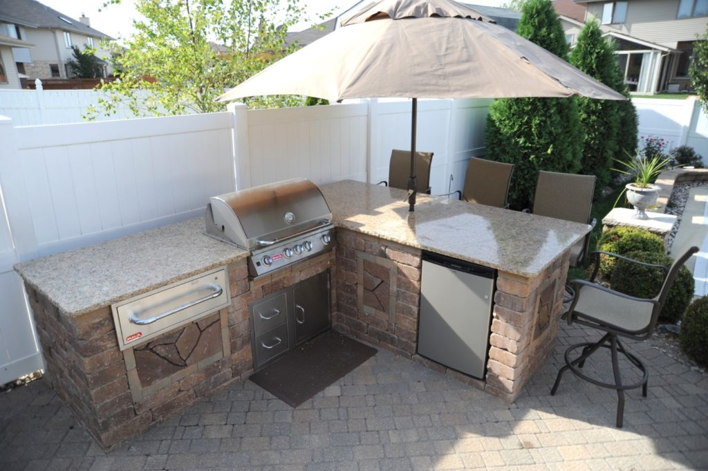 Outdoor Kitchen in Orland Park, IL