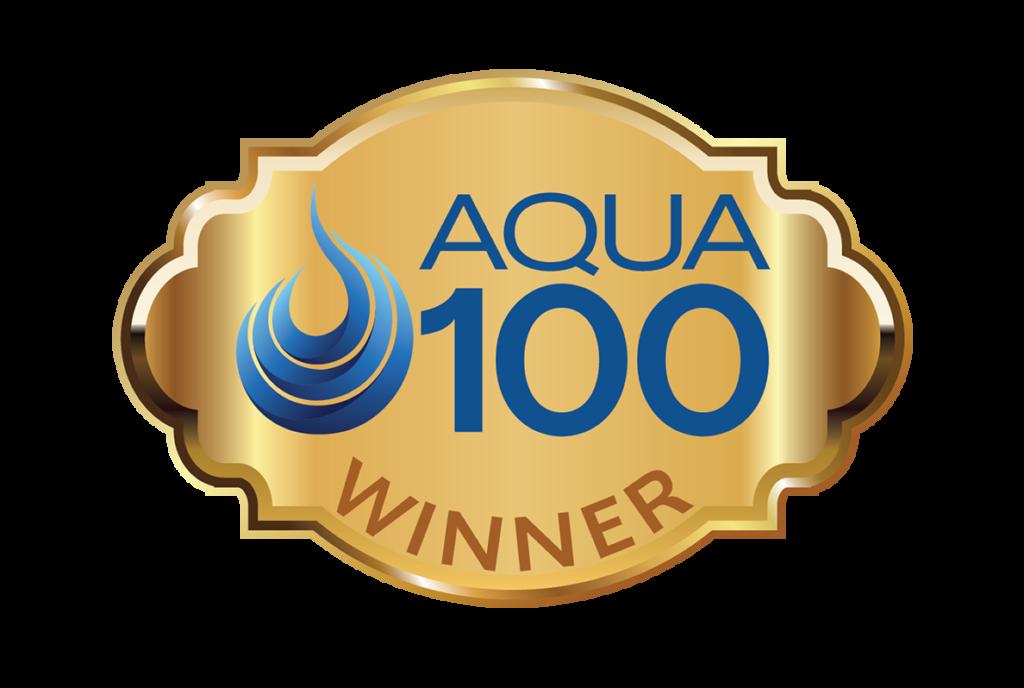 Aqua 100 Winner