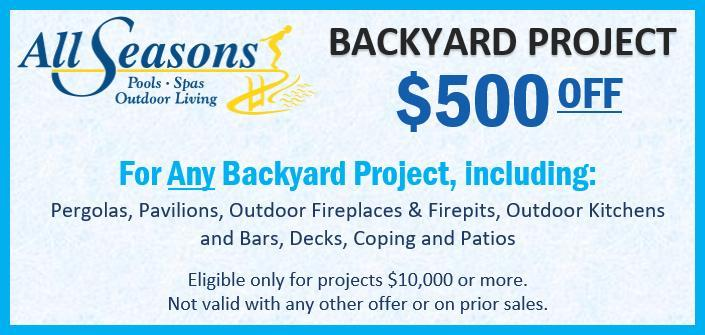 Backyard Project Coupons in Orland Park, IL