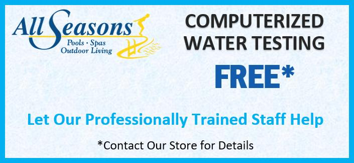 Computerized Water Testing from Professional Staff