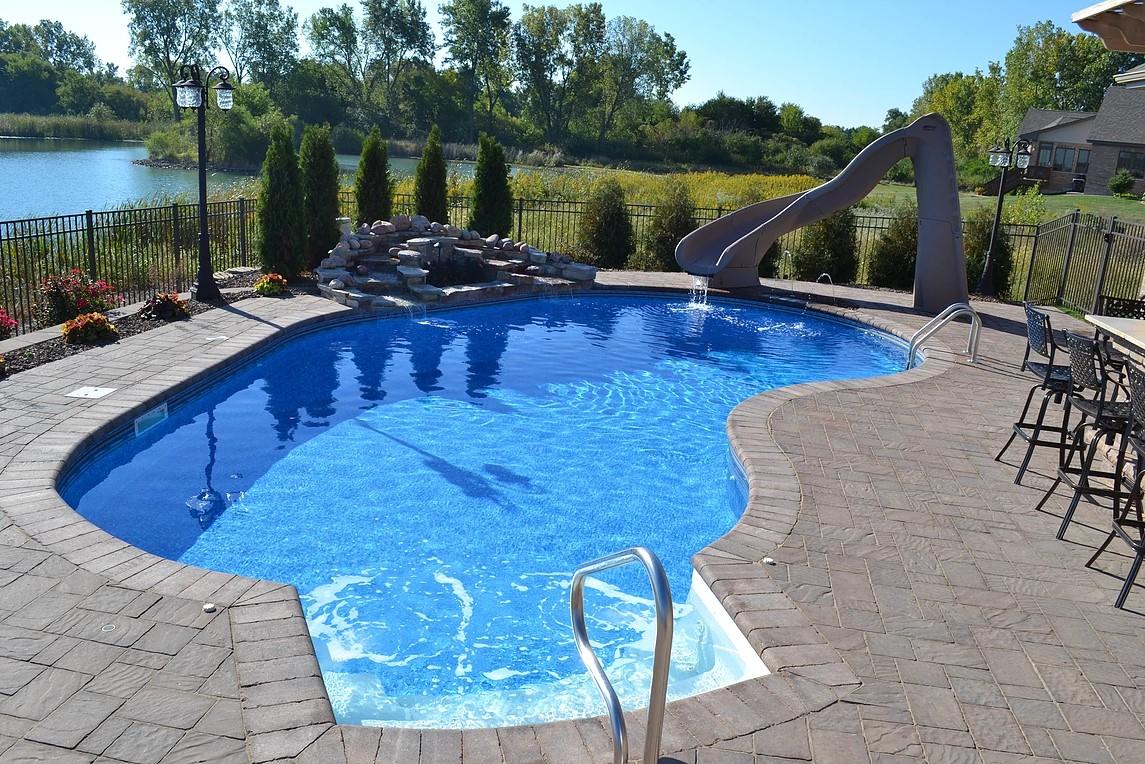 All Seasons Pools U0026 Spas, Inc.