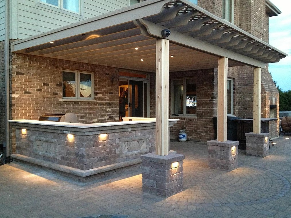 Outdoor Kitchens & Bars Orland Park, IL   All Seasons ...