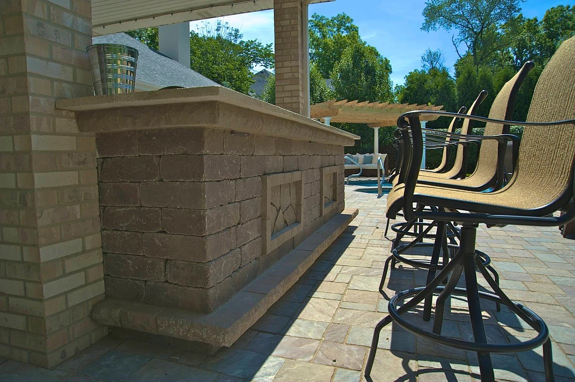 Outdoor Kitchens & Bars Orland Park, IL | All Seasons ...